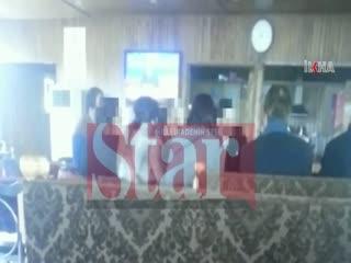 Çiyager'e sald�r�p kafede toplant� yapm��lar