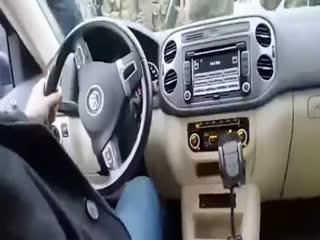 HDP'li vekil arac�n� askerin üzerine sürdü