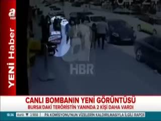 Bursa'daki canl� bomban�n yeni görüntüsü