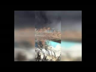 Suriye rejim güçleri Kamune kamp�n� vurdu! 60 ölü