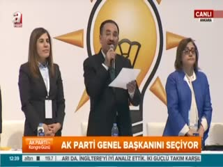Cumhurba�kan� Erdo�an'�n mesaj� ayakta alk��land�