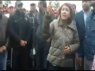 CHP'li ba�kandan eylem yapan i�çilere �ok tehdit!