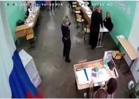 Rusya seçimlerinde şaibe iddiası!