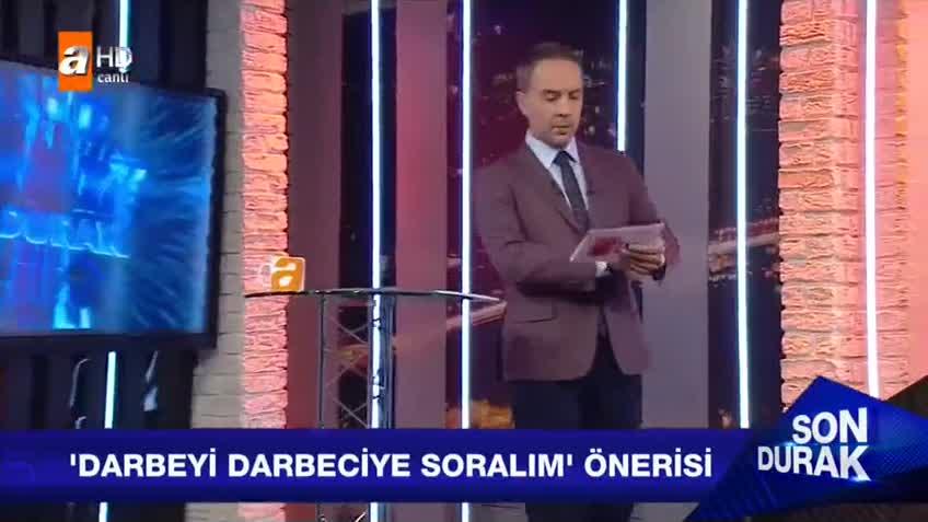 Komisyonda tartışmalı 'Gülen' önerisi