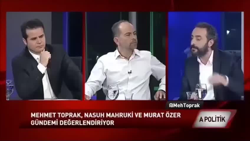 Erdoğan'ı tehdit eden Mahruki'yi böyle susturdu!