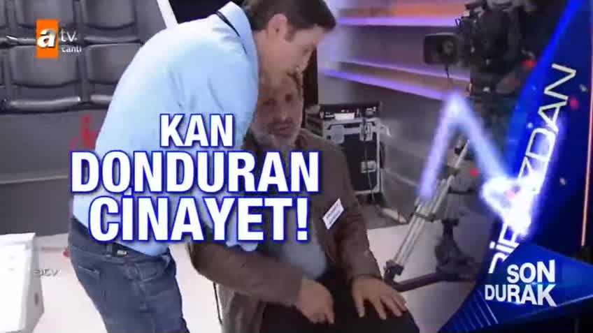 Türkiye'yi sarsan cinayet böyle aydınlatıldı