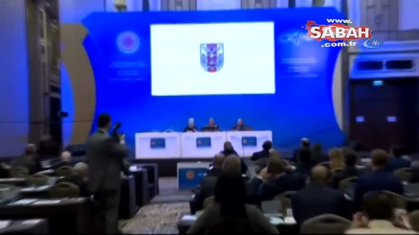 Genelkurmay Başkanı Akar'dan Ermeni Milletvekili'ne tepki