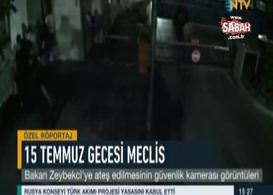 Bakan Zeybekçi FETÖ'cülerin ateşinden böyle kurtuldu!
