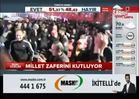 Cumhurbaşkanı Erdoğan'ın memleketi Rize'de 'EVET' şöleni