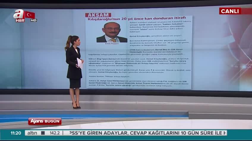 Kemal Kılıçdaroğlu'ndan kan donduran itiraf!