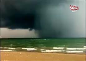 ABD Irma kasırgası. 20. Saniyeye dikkat!